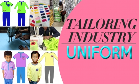 Tailoring Industry Uniform